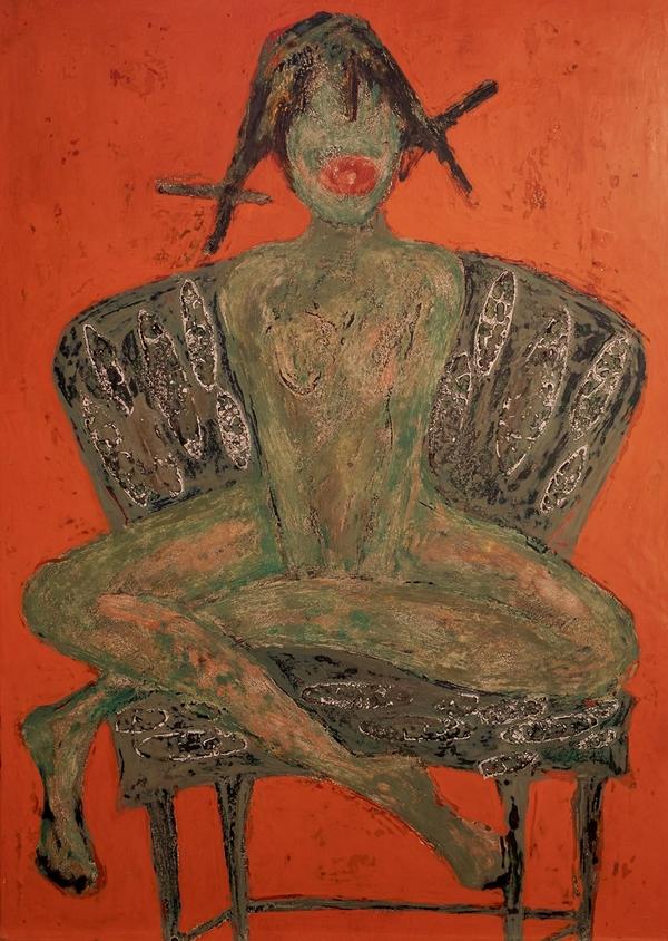 Họa sĩ Thanh Hóa triển lãm tranh sơn mài về phái đẹp