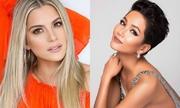 Hoa hậu Mỹ bị chỉ trích vì chê tiếng Anh của H'Hen Niê