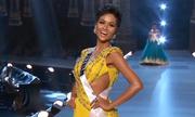 Hoa hậu Hoàn vũ 2005 thán phục màn xoay váy của H'Hen Niê