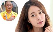 Vợ Lee Byung Hun cổ vũ huấn luyện viên Park Hang-seo