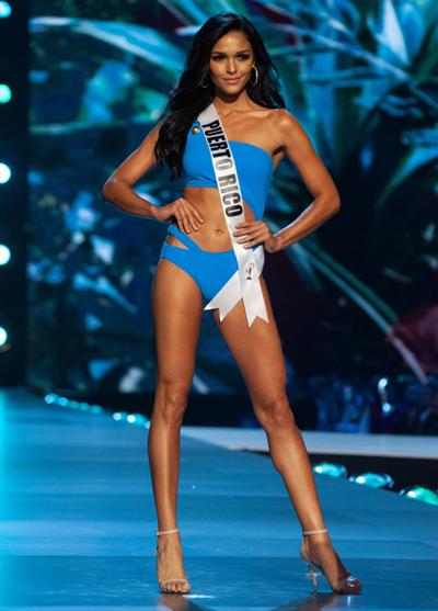 Puerto Rico sau khi cơ cấu lại tổ chức hoa hậu đã có những chuyển biến lớn và thường có những thí sinh mạnh dự thi quốc tế. Thí sinh năm nay của nước này được đánh giá tinh tế, xinh đẹp và nổi bật.