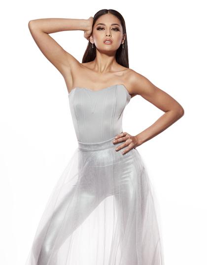 Yuumi Kato của Nhật Bản được đánh giá có vẻ đẹp lạ.