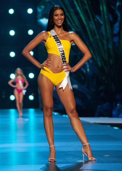 Tamaryn Green sinh năm 1994 và là người mẫu tại Nam Phi. Cô nằm trong nhóm thí sinh mạnh năm nay. Missosology dự đoán cô giành danh hiệu Á hậu 2. Trong khi đó, trang Global Beauties lại cho rằng người đẹp Nam Phi sẽ đăng quang.