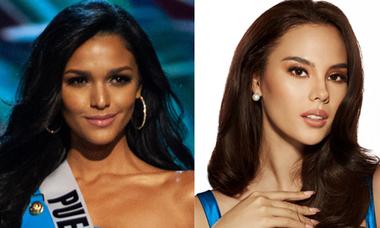 10 ứng viên cho ngôi Hoa hậu Hoàn vũ 2018