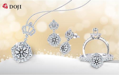 Trong không gian lễ hội ngập tràn ánh sáng và âm nhạc, những thiết kế trang sức kim cương nằm trong BST mới nhất của thương hiệu DOJI Queen of Hearts sẽ tôn vinh vẻ đẹp quyền năng, tạo vẻ ngoài đẳng cấp cho các nàng khi xuất hiện. Ngoài ra, trang sức DOJI còn mang đến cho các tín đồ những viênkim cương giá hấp dẫn. Xem chi tiếttại đây.