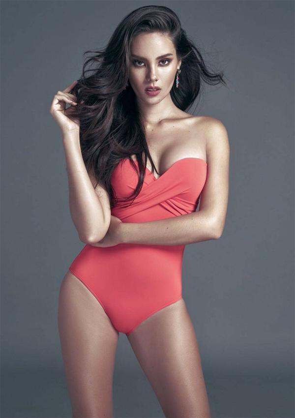 Catriona Gray - Hoa hậu Hoàn vũ đứng lên từ thất bại ở Miss World