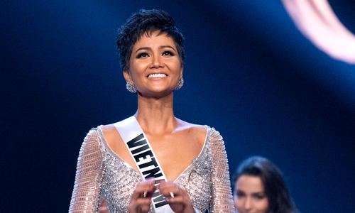 H'Hen Niê: 'Tôi bất ngờ, sung sướng khi vào Top 5 Miss Universe'