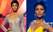 H'Hen Niê mượn trang sức của Á hậu Lệ Hằng thi Miss Universe