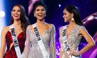 Những khoảnh khắc đẹp ở chung kết Hoa hậu Hoàn vũ 2018