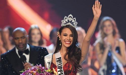Người đẹp Philippines đăng quang Hoa hậu Hoàn vũ 2018