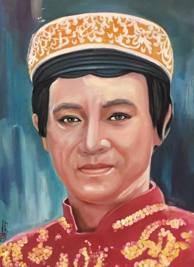 Thanh Tòng, Út Bạch Lan và hơn 100 nghệ sĩ qua tranh sơn dầu - 2