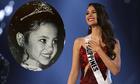 Catriona Gray đăng quang hoa hậu nhí hồi 5 tuổi