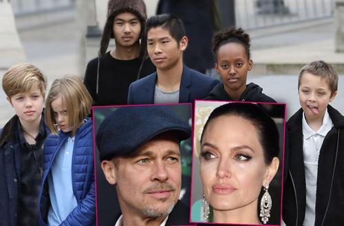 Angelina Jolie và Brad Pitt đạt thỏa thuận nuôi con sau hơn hai năm không tìm được tiếng nói chung.