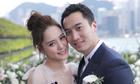 Chung Hân Đồng đăng ký kết hôn