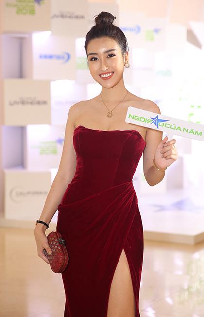 Từ khi đăng quang Hoa hậu Việt Nam năm 2016, Đỗ Mỹ Linh chăm chỉ hoạt động từ thiện. Cô được đề cử ở hạng mục Ngôi sao Vì cộng đồng.