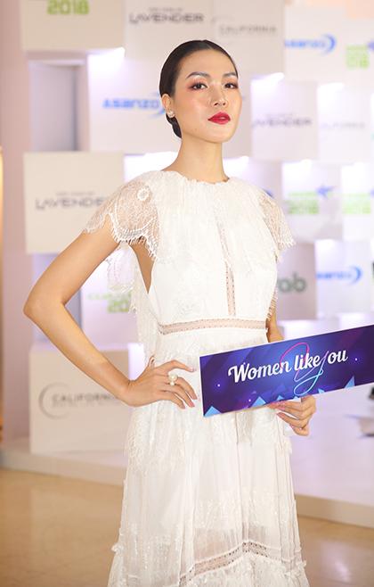 Hoa hậu ThùyDung ít hoạt động nghệ thuật. Cô thỉnh thoảng xuất hiện trong một số show thời trang.