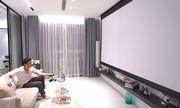 Căn hộ 90 m2 có phòng chiếu phim của đạo diễn Namcito