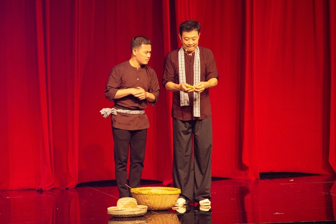 Chánh Tín hội ngộ Vân Sơn ở sự kiện