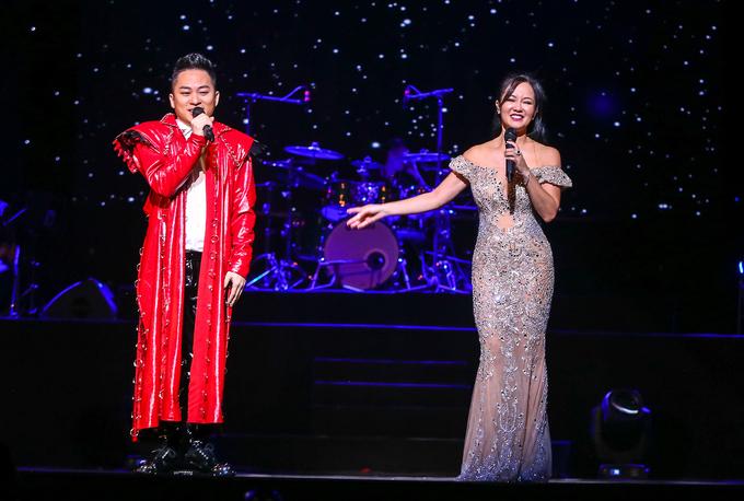 Quang Lê khen Tùng Dương hát nhạc xưa tình tứ