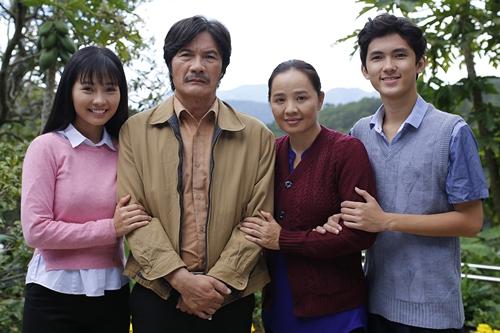 Từ trái qua: Khánh Hiền, Công Ninh, Hoài An, Thịnh Vinh.