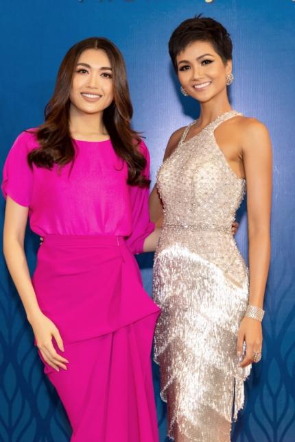 HHen Niê tái hiện cú xoay váy gây sốt tại Miss Universe (page 2)  - 4