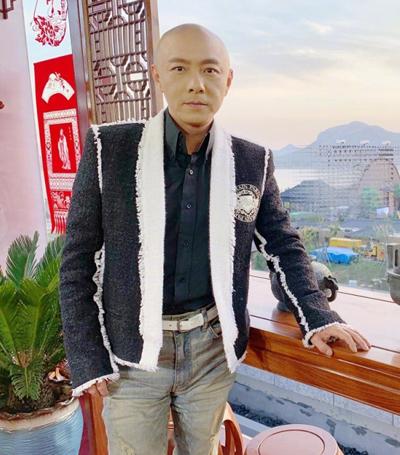 Trương Vệ Kiện ở tuổi 53.