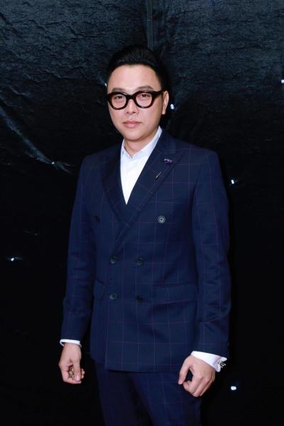 Nhà thiết kế Nguyễn Công Trí.