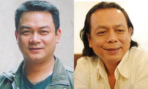 NSND Anh Tú (trái) và NSƯT Thanh Hoàng.