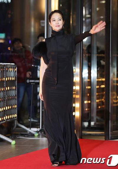 Diễn viên Nàng Kim Sam Soon - Kim Sun A.