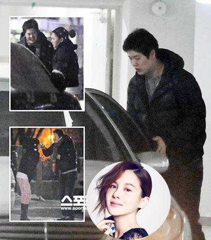 Năm 2009, ca sĩ Ivy và nhà soạn nhạc nổi tiếng Kim Tae Sung trở thành tâm điểm chú ý khi bị Dispatch tung tin yêu nhau. Trang Sport Seoul ngay sau đó đăng loạt ảnh họ đưa đón và hôn nhau trên phố. Cặp sao cho biết phải lòng nhau vì chung quan điểm âm nhạc lẫn cuộc sống. Tuy nhiên năm 2012, họ chia tay vì không tìm được tiếng nói chung.