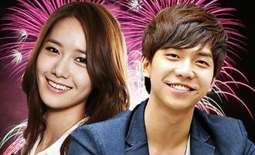 Yoona và Lee Seung Gi gây sốt châu Á khi bị khui tinhẹn hòvào ngày 1/1/2014. Cũng như Kim Tae Hee - Bi Rain, đại diện Yoona - Lee Seung Gi liền xác nhận và mong khán giả ủng hộ họ. Theo nguồn tin, cặp sao yêu nhau từ tháng 9/2013. Lee Seung Gi thường lái xe tới đón bạn gái đi chơi và đưa cô về sớm. Tháng 8/2015, đôi uyên ương tan vỡ vì lịch trình bận rộn, không có thời gian dành cho nhau. Hiện cả hai vẫn độc thân.