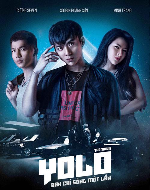 Soobin Hoàng Sơn lần đầu tham gia vào một bộ phim điện ảnh.