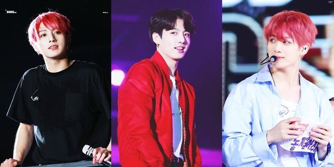 Ca sĩ thần tượng Jungkook đẹp trai thứ hai thế giới 2018