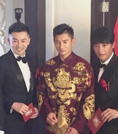 Lần gần nhất nhóm tái hợp là tại hôn lễ Ngô Kỳ Long - Lưu Thi Thi năm 2016. Tô HữuBằng và Trần Chí Bằng làm phù rể. Hữu Bằng khóc khi chứng kiến hạnh phúc của người bạn từ thiếu thời.