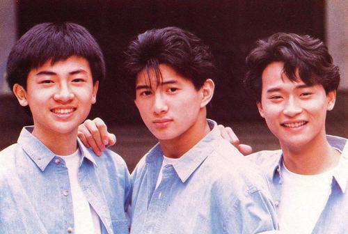 Những Chú Hổ Con thành lập năm 1988, tan rã năm 1992. Năm 1993, ba chàng trai tái hợp, ca hát cùng nhau cho tới năm 1995.