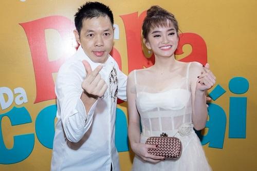 Thái Hòa và Kaity Nguyễn đều là những gương mặt hút khách ở phòng vé. Kaity Nguyễn đóng chính Em chưa 18 - phim Việt có doanh thu cao nhất mọi thời. Còn Thái Hòa góp mặt vào4trong 10 phim ăn khách nhất lịch sử màn ảnh Việt.
