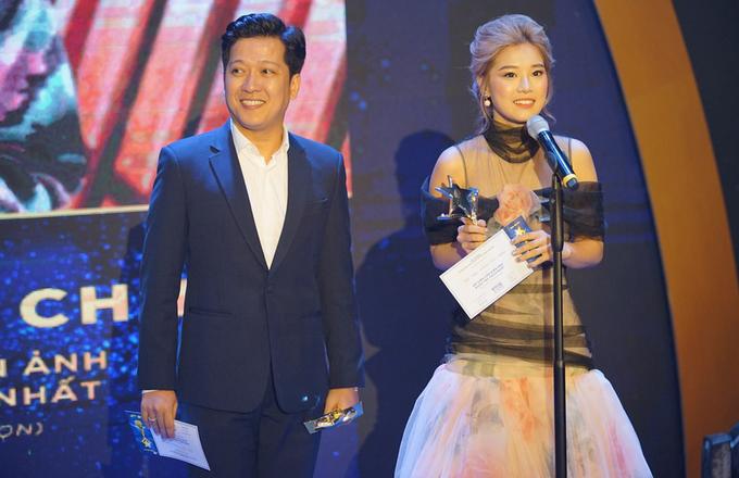 Hoàng Yến Chibi, Huỳnh Lập đoạt cú đúp giải thưởng phim