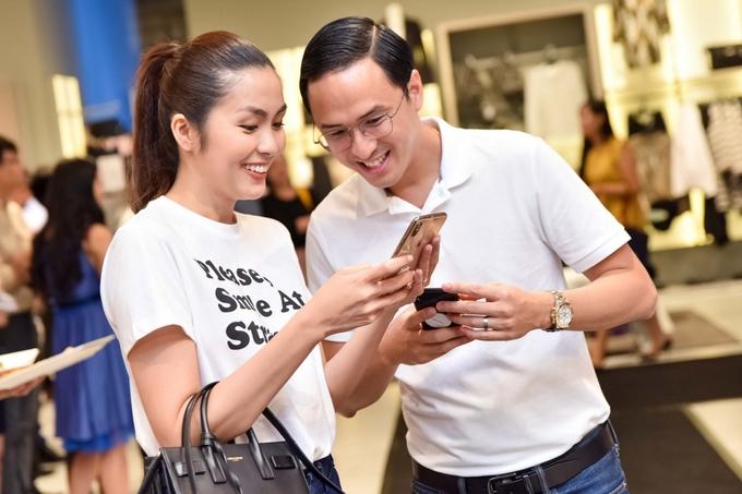 vo chong ha tangDSC 6145 2 1546762783 680x0 - Tăng Thanh Hà chia sẻ bí quyết giữ hôn nhân cân bằng cuộc sống