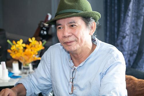 Nhạc sĩ Nguyễn Trọng Tạo hồi tháng 7 năm ngoái.