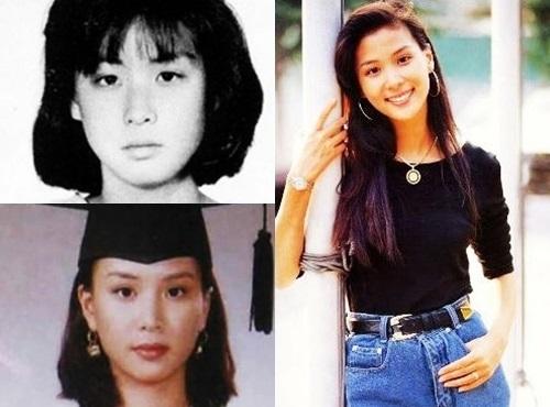 Nhan sắc thời thiếu nữ của bà xã Jang Dong Gun