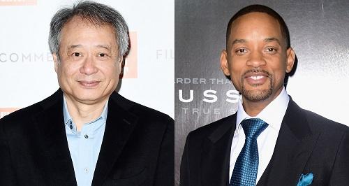 Lý An sẽ hợp tác với Will Smith trong phim mới.