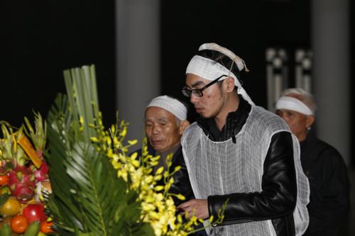 Con trai nhạc sĩ Nguyễn Trọng Tạo - anh Nguyễn Vũ Trọng Thi.