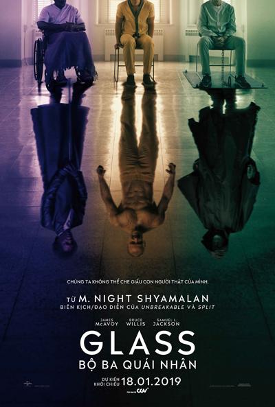 Phim có sự tham gia của James McAvoy, Bruce Willis và Samuel L. Jackson.
