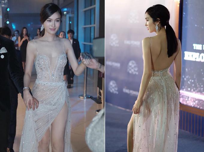 Vẻ gợi cảm của sao chuyển giới đẹp nhất Thái Lan