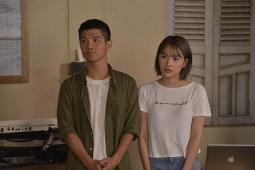 Minh Trang là cô DJ xinh đẹp, cá tính, luôn đồng hành cùng hai cậu bạn Soobin Hoàng Sơn và Cường Seven.