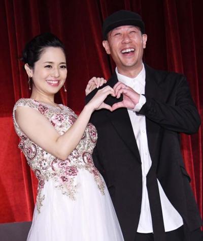 Sola Aoi và chồng - DJ Non. Họ thông báo kết hôn hồi tháng 1/2018.
