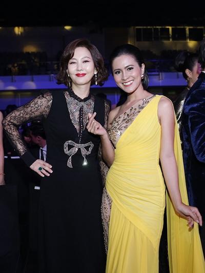 Lễ trao giải Truyền hình châu Á- Asian Television Awards lần thứ 23, diễn ra tại Trung tâm Hội nghị Triển lãm Sarawak, thành phố Kuching, bang Sarawak, Malaysia.