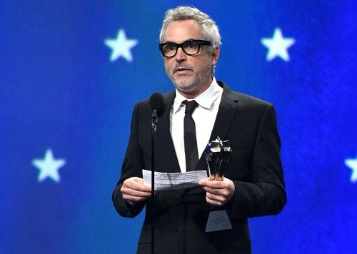 Sau Critics Choice Awards, Alfonso Cuarón củng cố thêm vị thế trên đường đua giải đạo diễn ở Oscar. Ông từng thắng hạng mục này năm 2014 với Gravity.