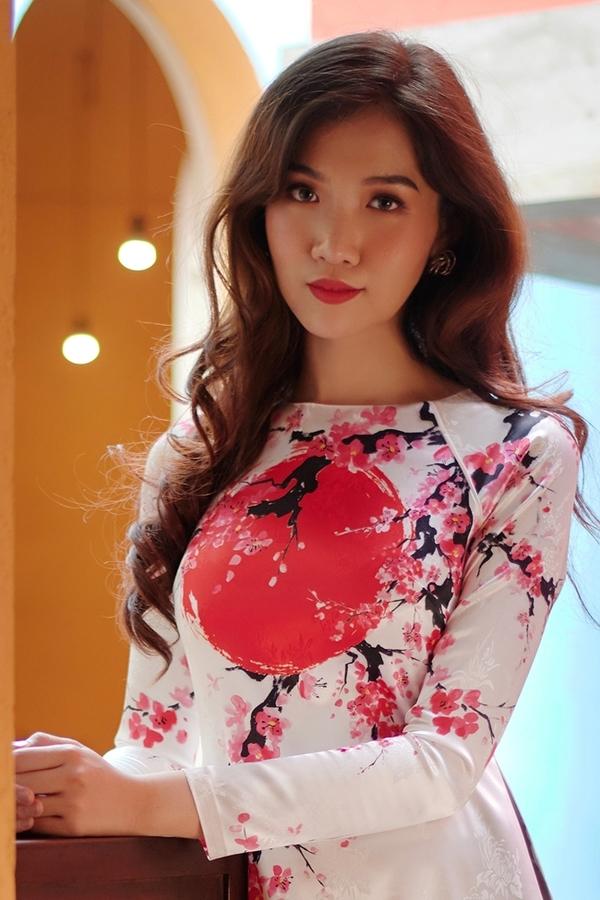 Nhan sắc tân Hoa hậu Chuyển giới Việt Nam