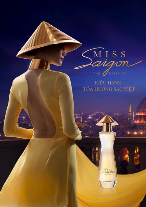 Diện mạo mới - giao hòa giữa truyền thống và hiện đại của Miss Saigon.